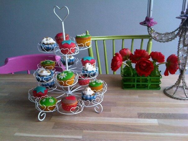 cupcakes mix