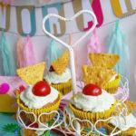 Hartige Mexicaanse Cupcakes