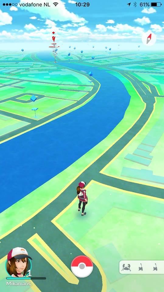 pokemon go straat2