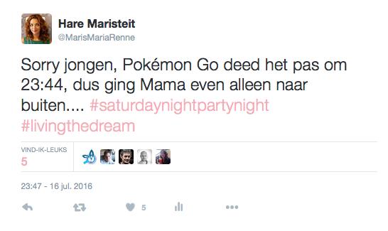 pokemon go twitter