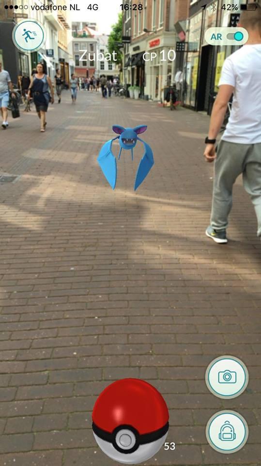 pokemon go Haarlem