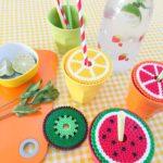 Be Gone Bugs! Fruitige Limonadebeschermers van strijkkralen
