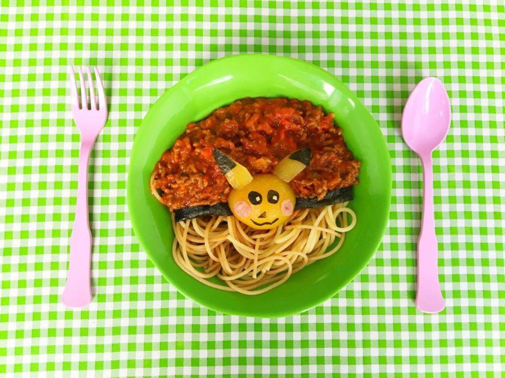 pikachu spaghetti hare maristeit