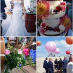 Bruiloft op Blijburg Beach