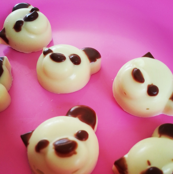 chocolade panda