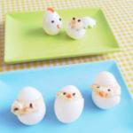 Kippetjes, gemaakt van ei!