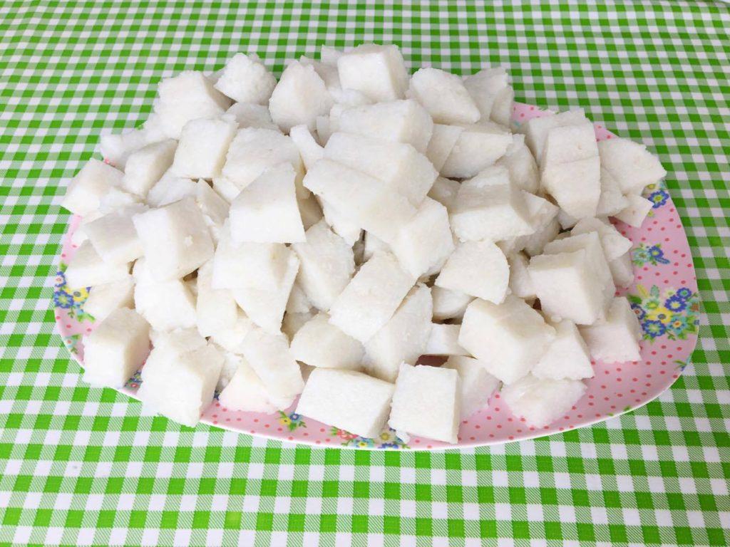 longtong-gesneden