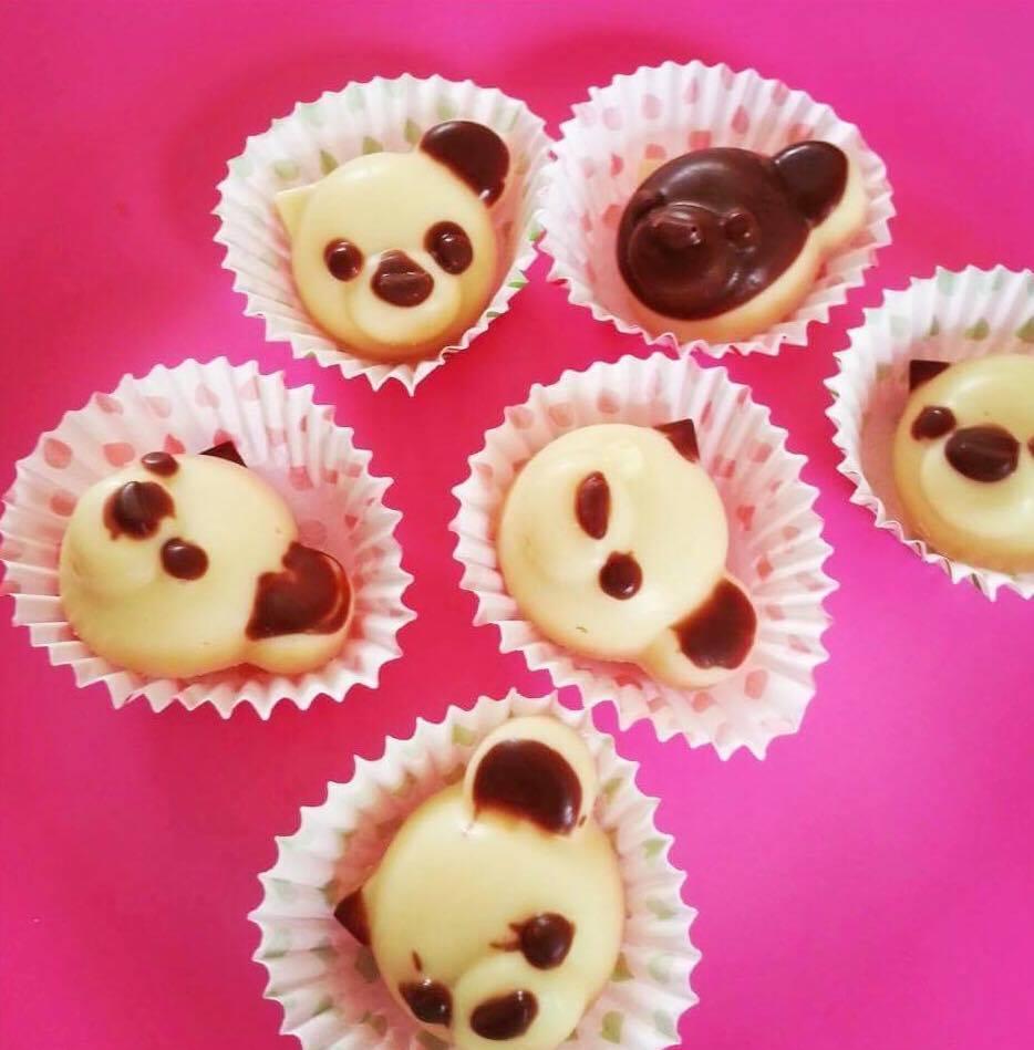 panda bonbon