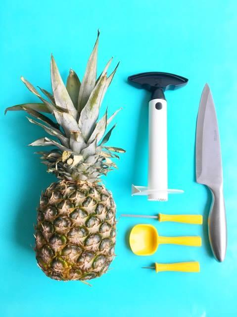 halloween-ananas-benodigdheden