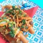 Asian Style Hotdog