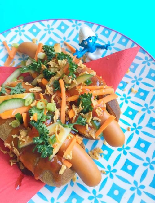 hotdog-asian-smurf