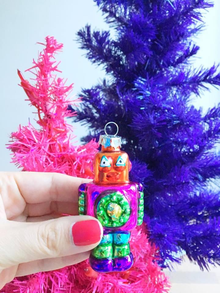 kerst-robot