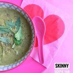 Skinny Broccoli-Rucolasoep