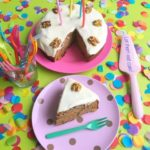 Skinny Carrot Cake (sort of…)