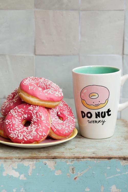pink donuts sprinkles