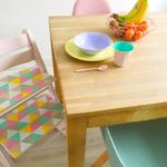 Kleine Restyling Projecten: Kinderstoel, Bijzettafeltje & Wandkastje