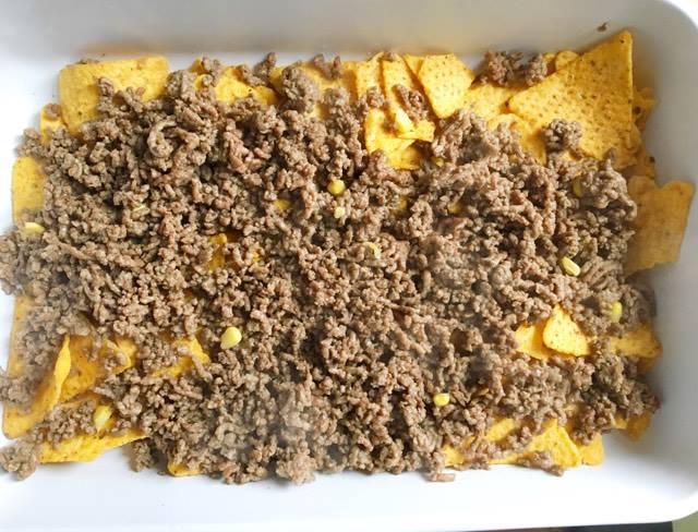 nacho's met gehakt