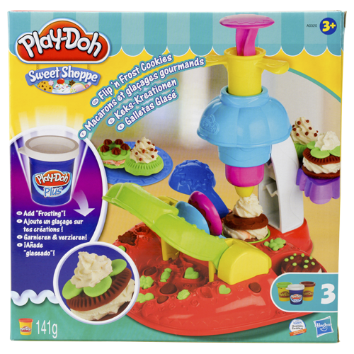 playdoh klei set