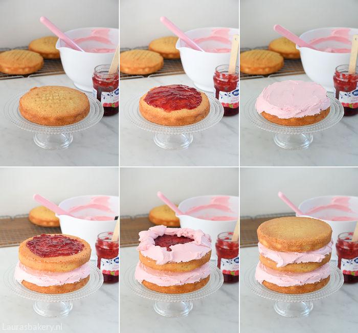 valentijn drip cake