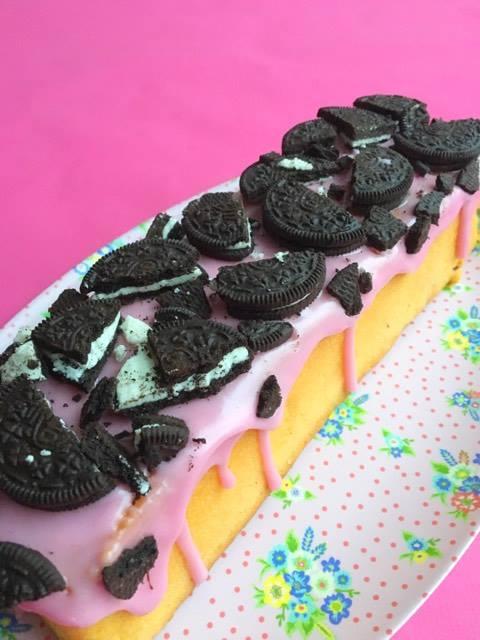 no bake oreo cake