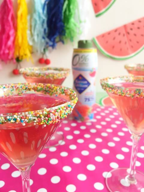limonade sprinkles