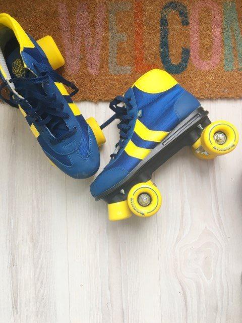 retro rolschaatsen