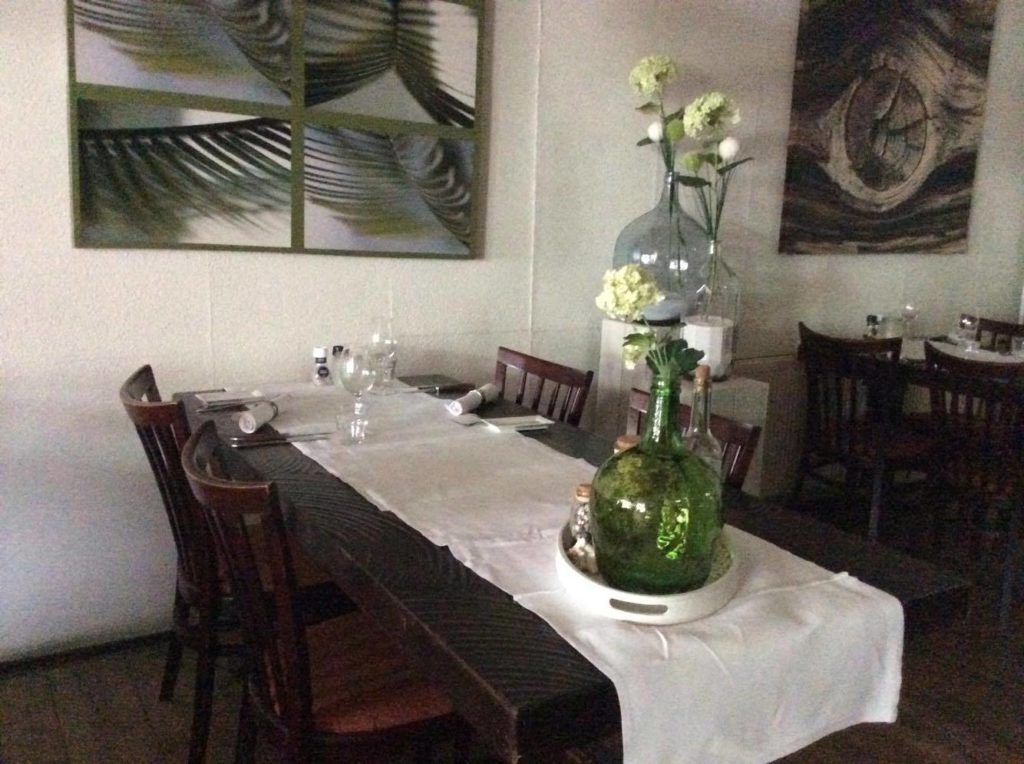 Vegan Proof Restaurant Review De Meierij in Santpoort-Noord