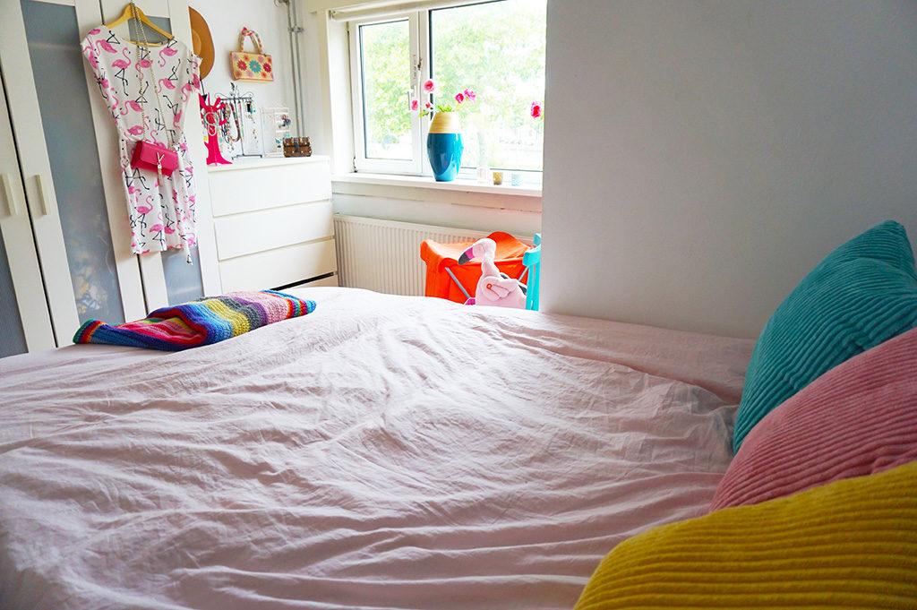 Een kijkje in onze slaapkamer - Hare Maristeit