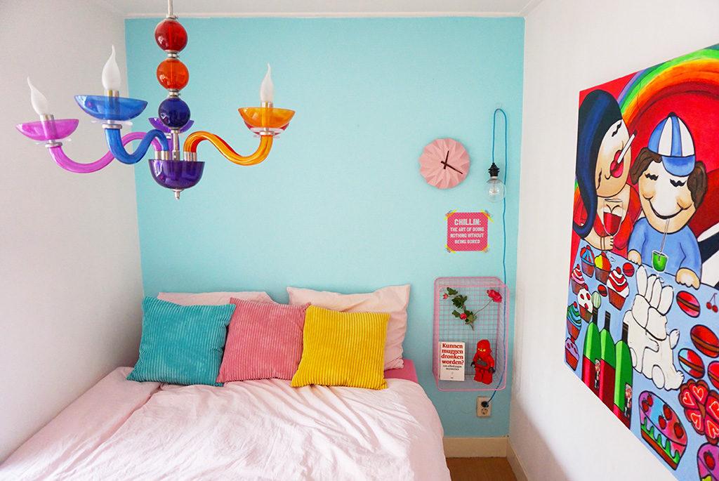 Mini Make Over in de slaapkamer