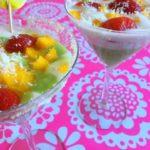 TOKOTEST: Dessert met 'Thai Custard Mix Pandan Flavour'