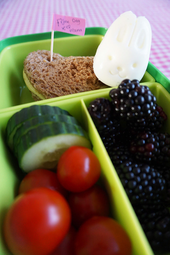 Back To School: Happy Lunchbox hartig en zoet