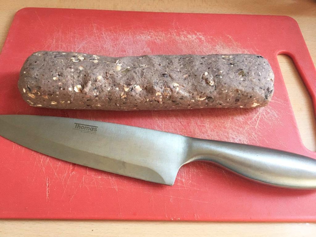 Zelf Maken: Vegaburger van Zwarte Bonen, Feta & Kikkererwten