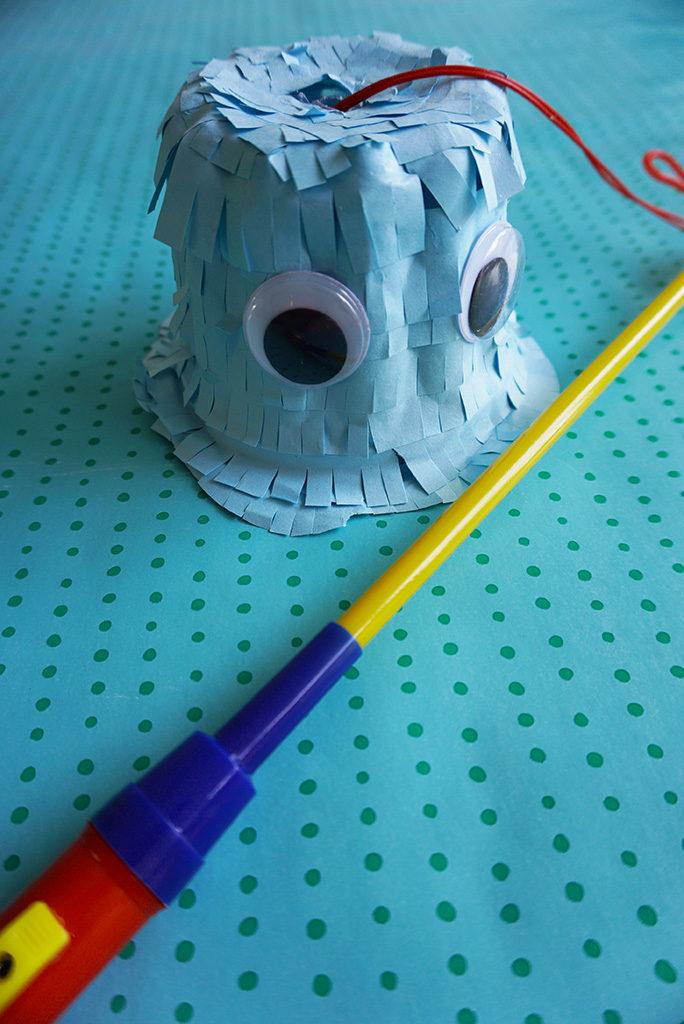 DIY Pacman Pudding Piñata Lampion Sinterklaassurprise