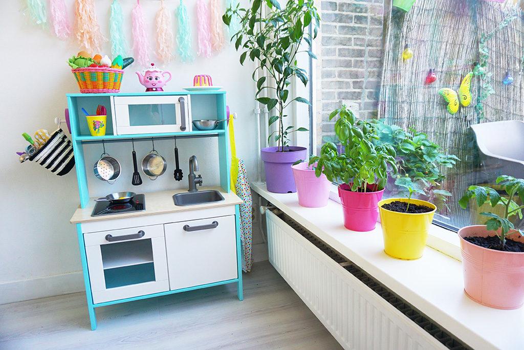 Tips Voor Het Pimpen Van Een Kinderkeukentje