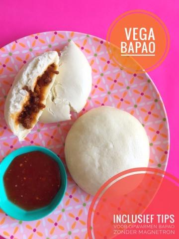 no beef bapao vegetarische slager tips opwarmen zonder magnetron
