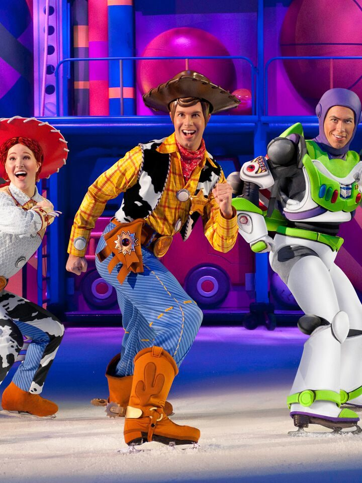 WINNEN: 4 tickets voor Disney On Ice 2017