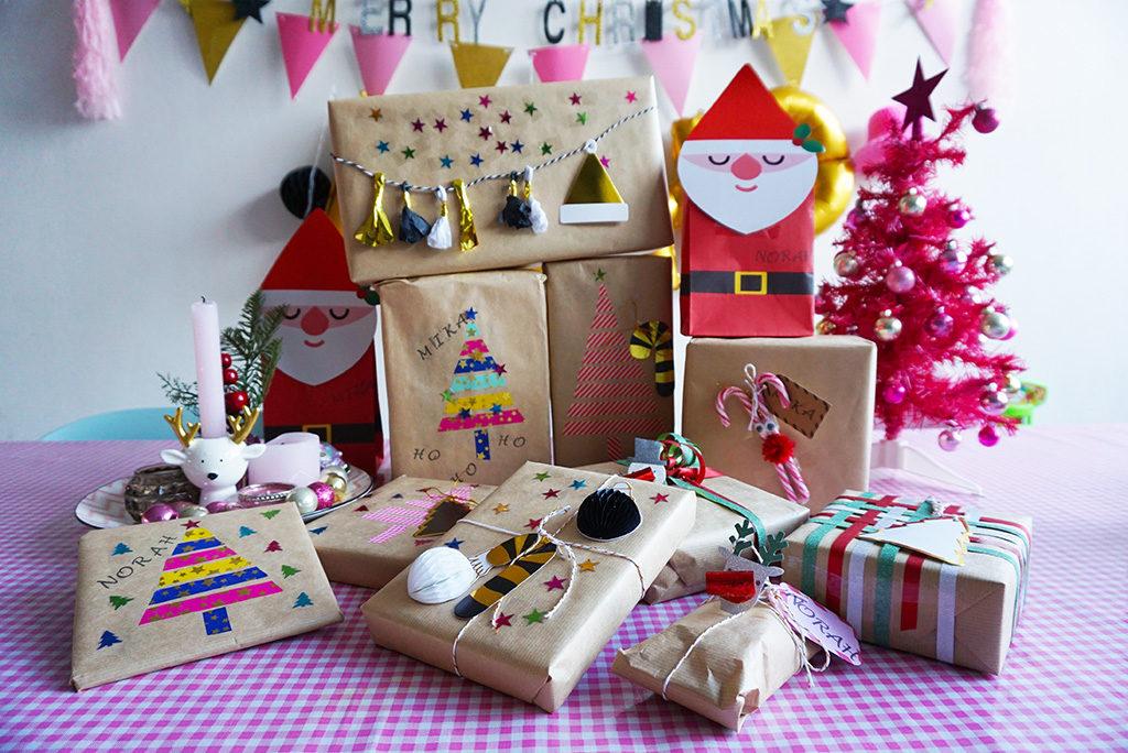 Tips Tricks Voor Het Feestelijk Inpakken Van Cadeautjes