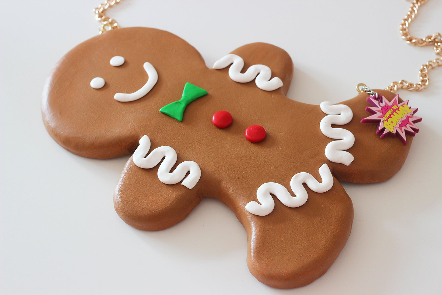 gingerbread purse rommydebommy