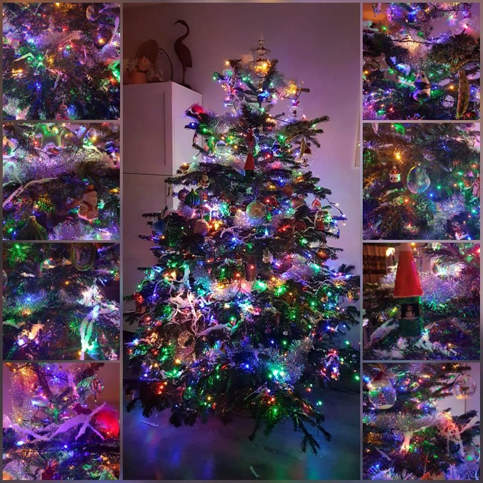kerst kitsch