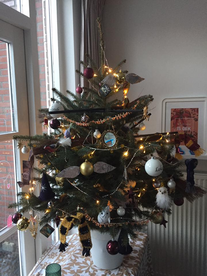 Harry Potter Kerstboom