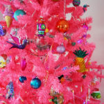 Mijn Hysterische Roze Kerstboom