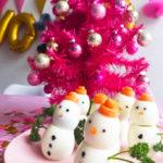 Sneeuwpopjes van Ei