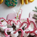 Xmas Treat: Marshmallows & Candy Canes