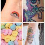 Inspiratie voor mijn allereerste tattoo