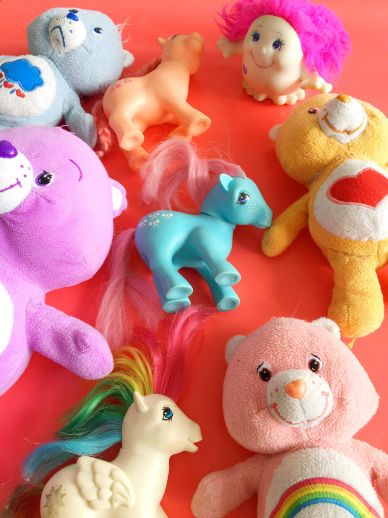 Troetelberen, My Little Pony, Troeliewoelie