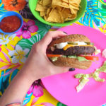 Vega Tex Mex Bonenburger