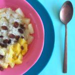 Frisse Ontbijttip: Havermout bereid met Vruchtensap