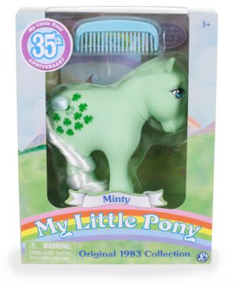 my little pony original 1983 collection