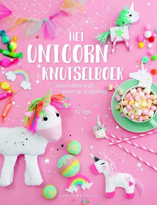 het unicorn knutselboek