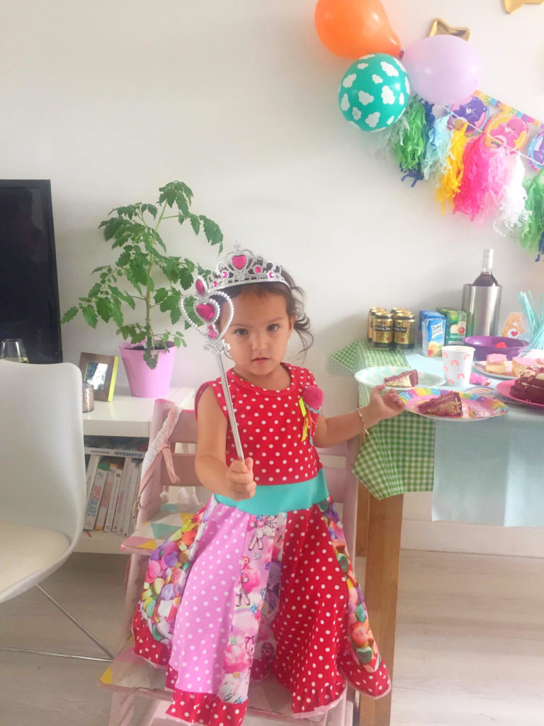 nonna nini party dress